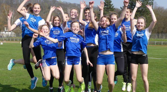 Fünf Oberpfalztitel zum Saisonauftakt
