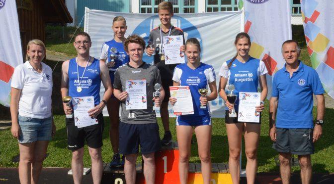 Leichtathleten ermittelten ihre Stadtmeister