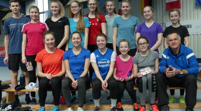 Sechs sportliche Tage in Fürth