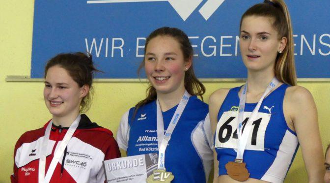 Erneuter Mehrkampf-Titel für Luisa Fischer