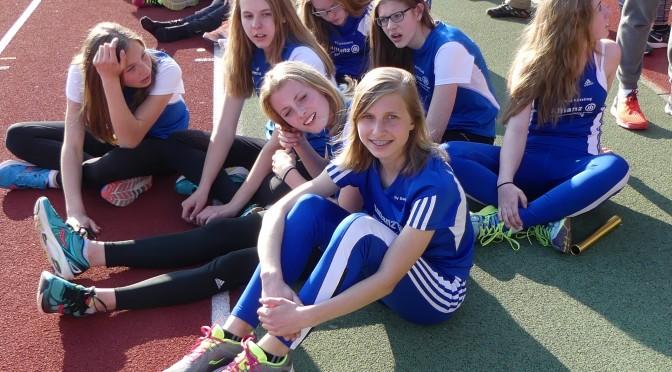 Das Team war der Star – Mädchenteam des TV Bad Kötzting holt sich den Bayerncup