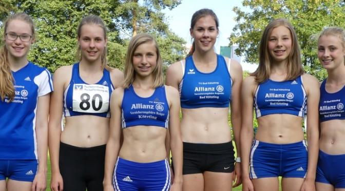 Erfolg und Pech lagen bei Bayerischen Meisterschaften nahe beieinander