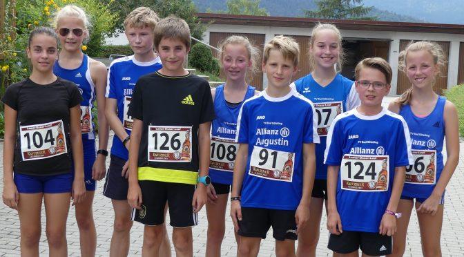 TV-Läufer in Lam sehr erfolgreich