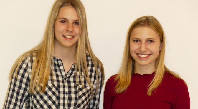 Sonderehrung für zwei TV-Mädels